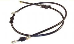 Volvo S40, V40 Series (-00) Handbrake Cable (Left)